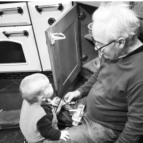 Grandads helper