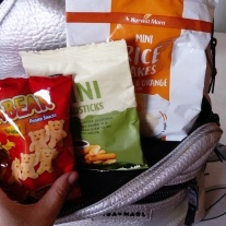 Snacks, snacks and more snacks
